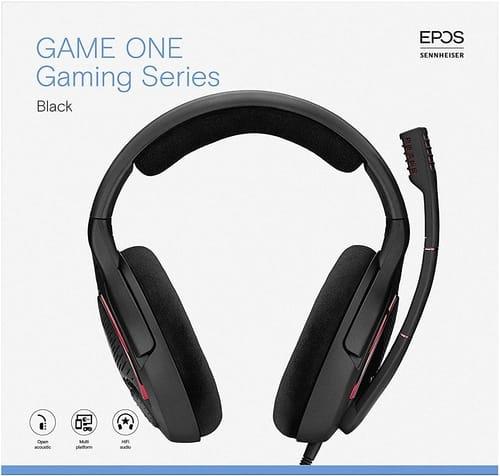 Review EPOS I Sennheiser GAME ONE Gaming Headset