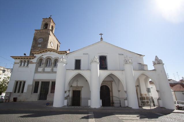 Beja-Chiesa da Misericordia