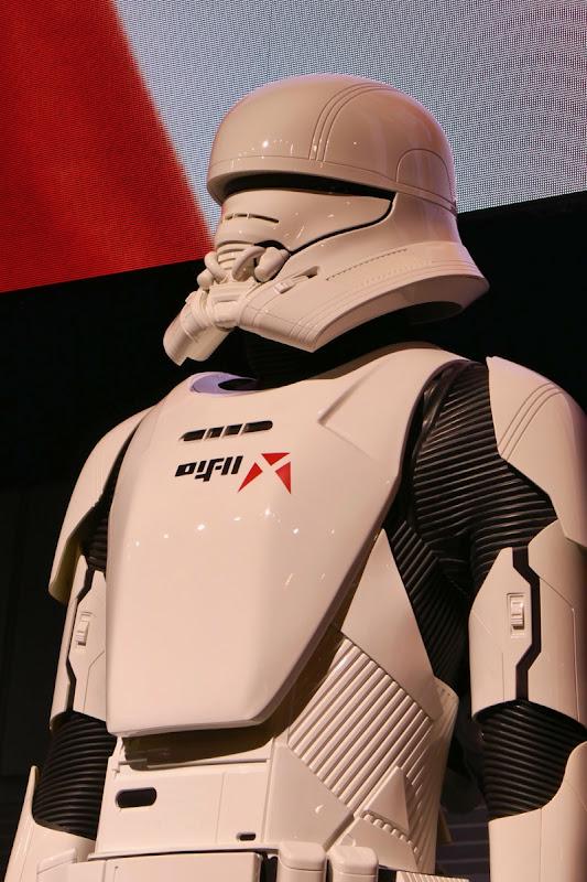 Star Wars rise of Skywalker First Order Jet Trooper armour