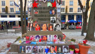 Miejsce pamięci poświęcone Michael Jackson
