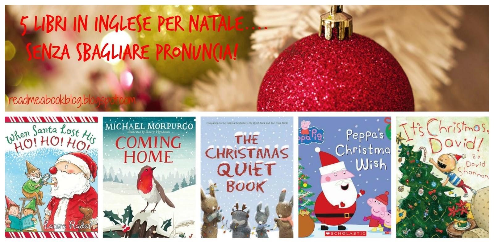 Natale In Inglese.5 Libri Di Natale In Inglese Senza Sbagliare Pronuncia