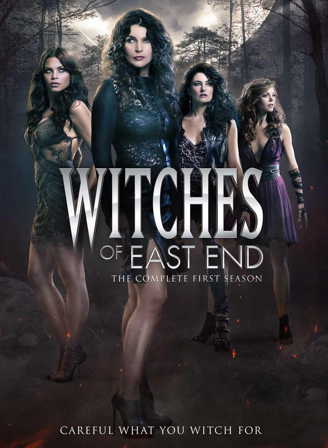 Dica de Série: As Bruxas de East End