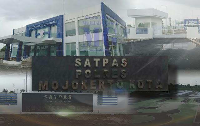 Satpas Prototype Polres Mojokerto Kota