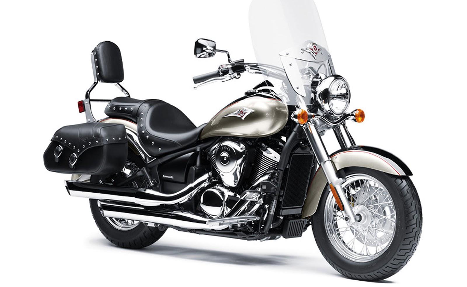 Kawasaki Motor Bikes  2013 Kawasaki Vulcan 900 Custom Se
