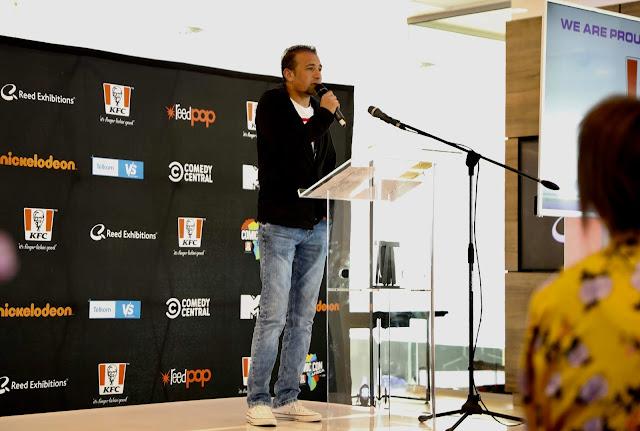 @ComicConAfrica @KFCSA Announce 2019-2020 Partnership #ComicConAfrica #ReedExpoAfrica #Reedpop
