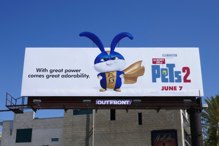 Daily Billboard The Secret Life Of Pets 2 Movie Billboards