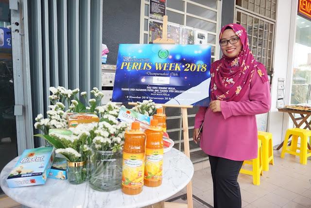 Perlis Week Di Gedung Istimewa Foodmarket™
