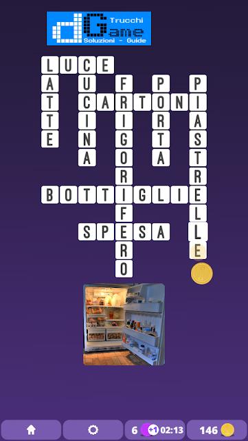Soluzioni One Clue Crossword livello 9 schemi 13 (Cruciverba illustrato)  | Parole e foto