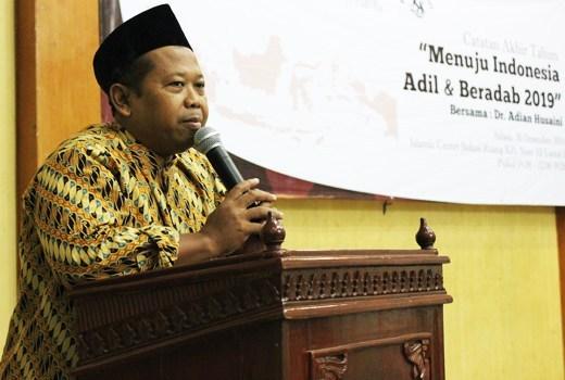 Ketua Dewan Dakwah Indonesia, Pesantren Masa Depan Pendidikan Nasional