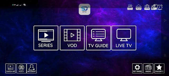 أفضل تطبيق لتشغيل iptv علي Android و Smart Tv وقارئ Xtream Code