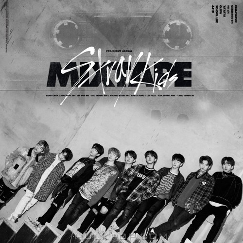 Stray Kids – Mixtape – EP (FLAC + ITUNES PLUS AAC M4A)