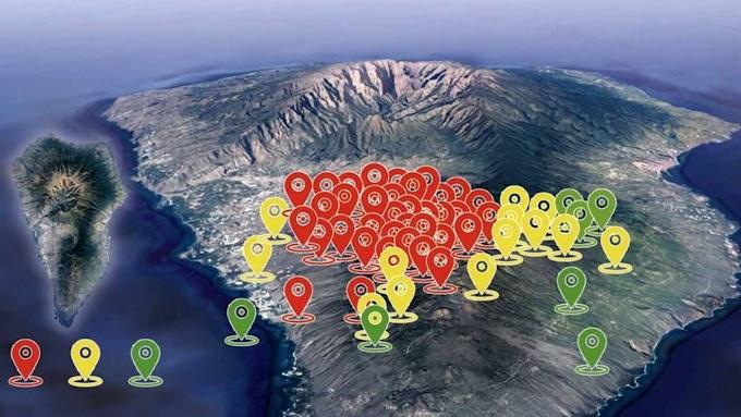 O vulcão de Cumbre Vieja já é problema para a Madeira?