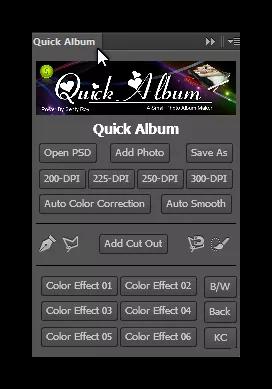 Quick Album 1.0 Crack