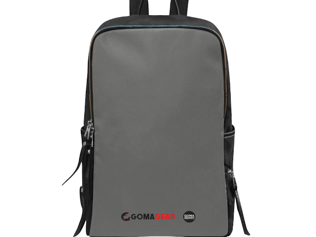 GOMAGEAR LOGO UNISEX BACKPACK