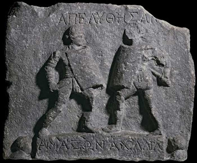 Amazon dan Achillia