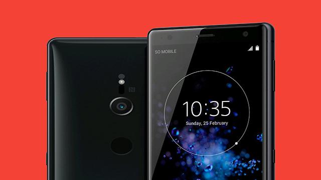 Una dintre primele randări credibile cu Sony Xperia XZ2 dar și specificațiile apar înainte de lansarea de luni