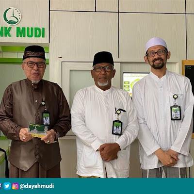 Abu Meresmikan Bank MUDI