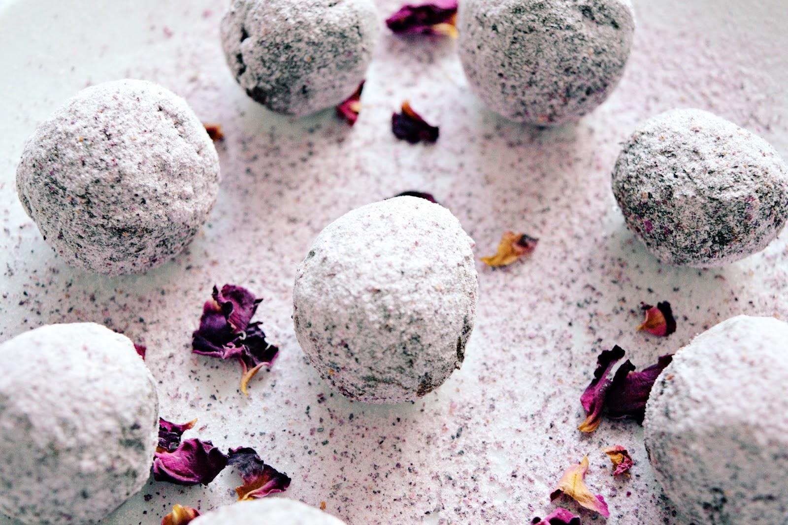 rose chocolate truffles london lifestyle blog