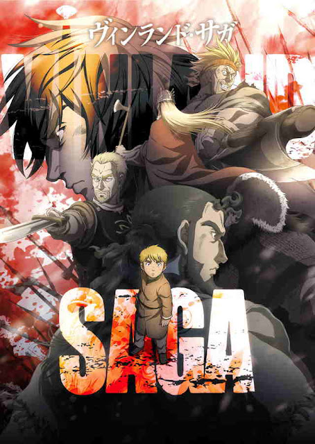 Aimer Mengisi Ending Theme Song Anime Vinland Saga
