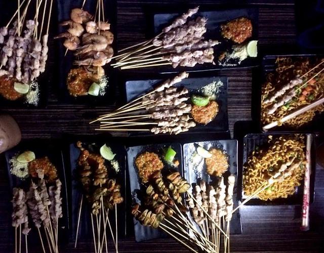 Resep Sate Taichan, Sate Unik Yang Populer