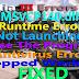 Mafia 3 not launching fix,Mafia 3 not Opening fix,Mafia 3 MSVCP140.dll error fix,Mafia 3 error 0xc000007b fix,Mafia 3 error 0xc0000142 fix