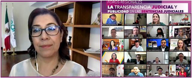 Publicidad de sentencias judiciales contribuirá a revertir crisis que enfrenta México en acceso a la justicia: Román Vergara