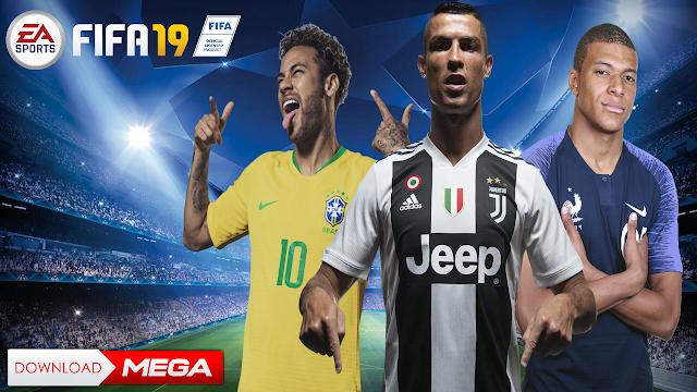 SAIU!! NOVO DLS 100MB Mod FIFA COM GRÁFICOS SUPER REALISTAS ANDROID