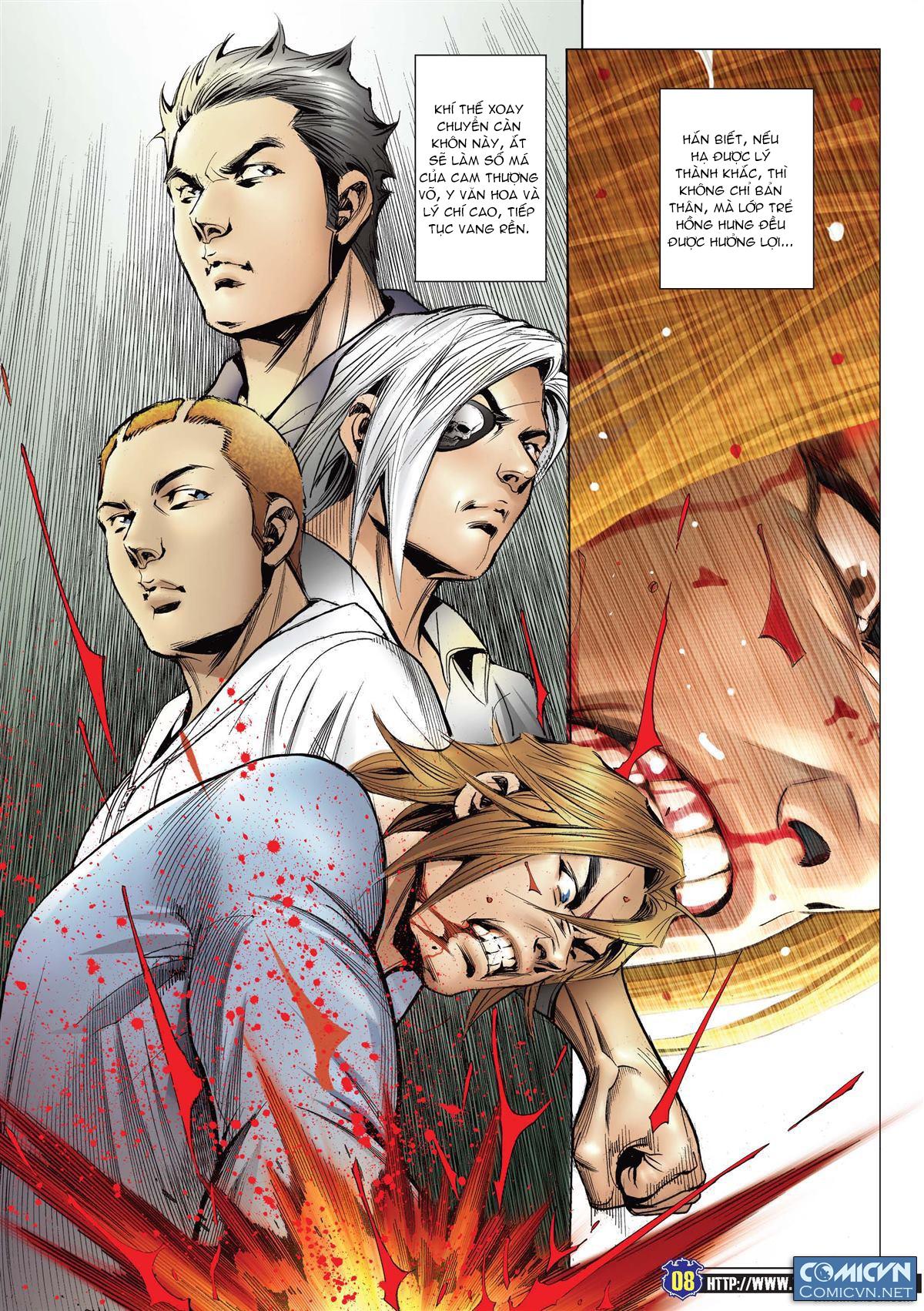 Người Trong Giang Hồ chapter 2138: thắng hết khí thế thua vì đen trang 6
