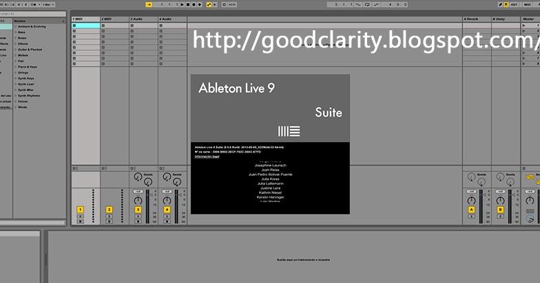 Ableton Live Suite V9 1 3 Incl Patch x86 X64 rar