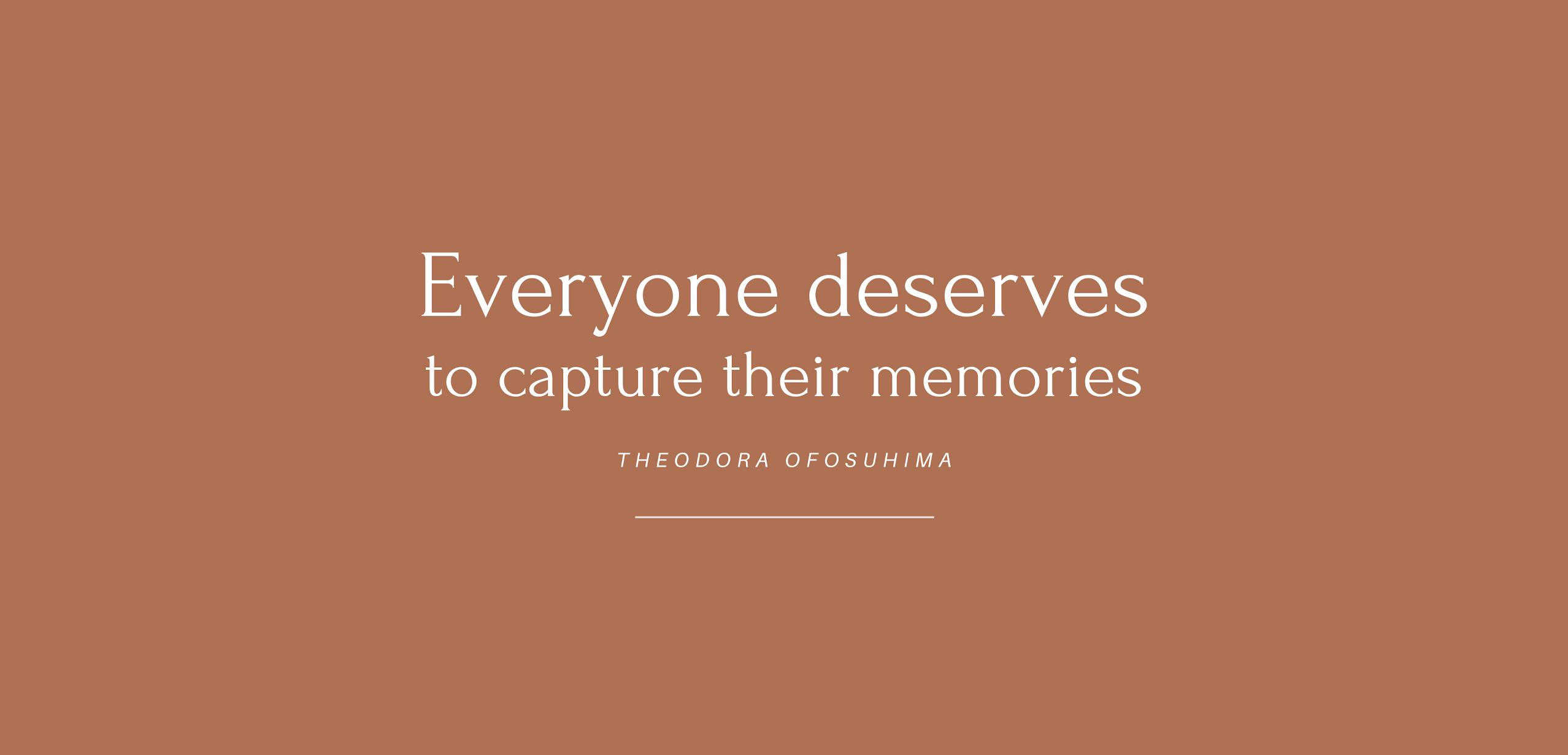theodora ofosuhima photography