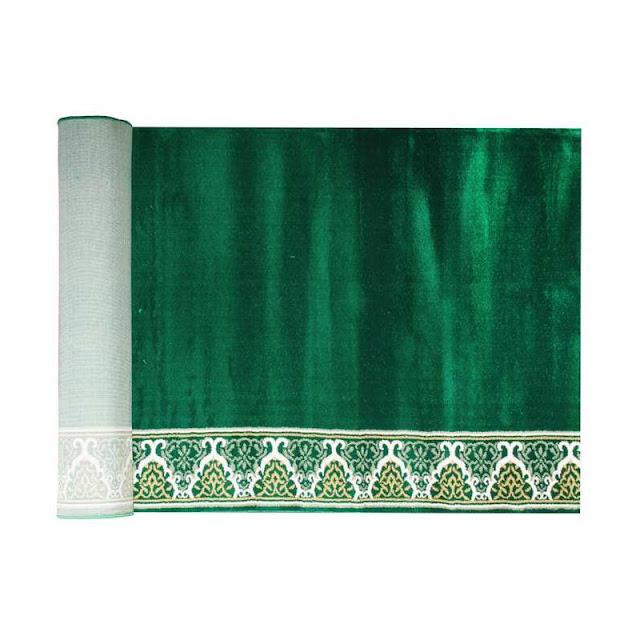 karpet masjid, karpet musollah, sajadah, permadani.
