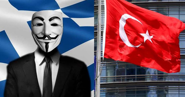 Anonymous Greece hackers attack Turkish websites in retaliation