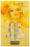 Umberto Gianni Dazzleshine High Shine Hair Kit