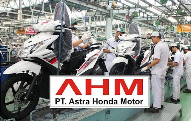Rekrutmen PT. Astra Honda Motor (AHM)