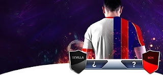 Luckia promo Sevilla vs Barcelona 27-2-2021