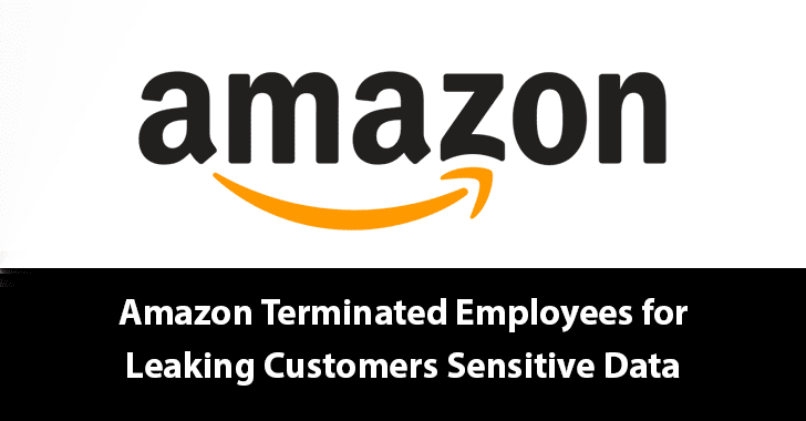Amazon Terminated Employees for Leaking Customers Sensitive Data Such as Email Address & Phone Number