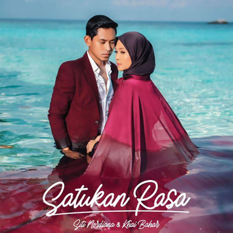 Lirik Lagu Siti Nordiana, Khai Bahar - Satukan Rasa