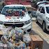 Suspeitos de roubar carga de cigarro são presos após perseguição em Jundiaí