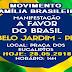 População de Belo Jardim realizará protesto em apoio aos caminhoneiros na tarde desta segunda-feira (28)