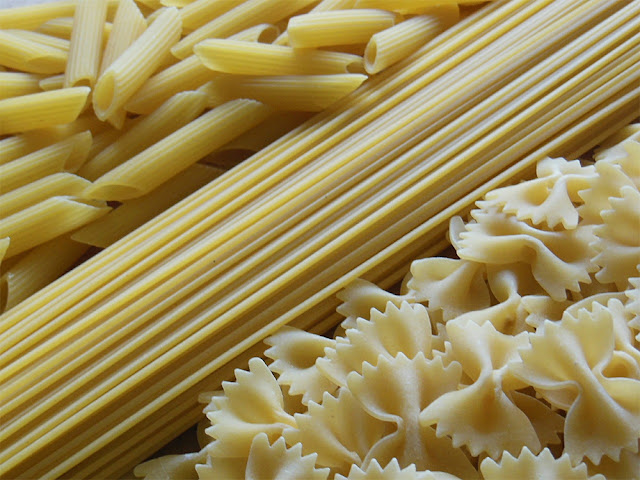 Seven pasta shapes and how to serve them