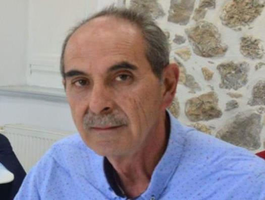 Συλλυπητήρια ανακοίνωση του Τάσου Τόκα για τον αδόκητο θάνατο του Δημήτρη Σφυρή