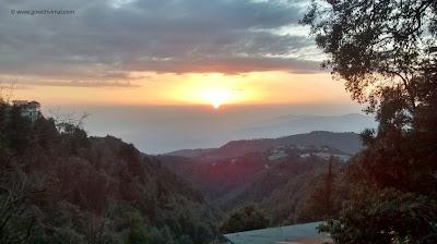 Dalhousie Sunset image