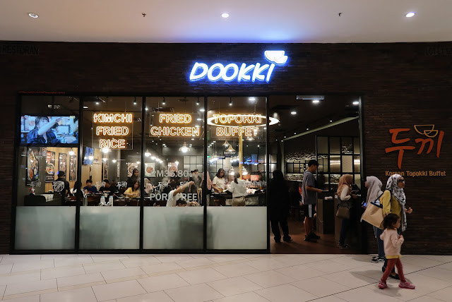 Dookki, IOI City Mall