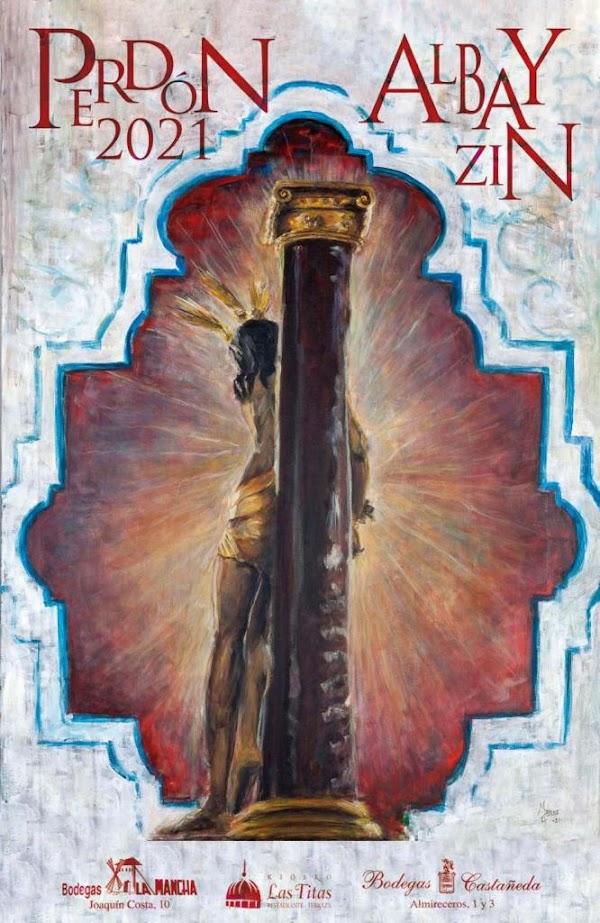 La Hermandad de la Aurora de Granada ya tiene su cartel de Semana Santa