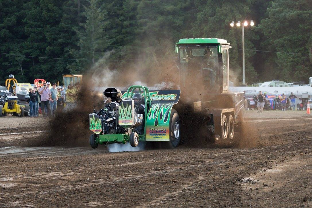 Mini Mod Tractor Pulling : Tractor pulling news pullingworld new home for the