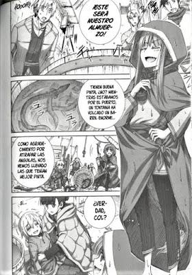 Manga: Review de Spice and Wolf Vol.6 de Isuna Hasekura y Keito Koume - Panini Cómics