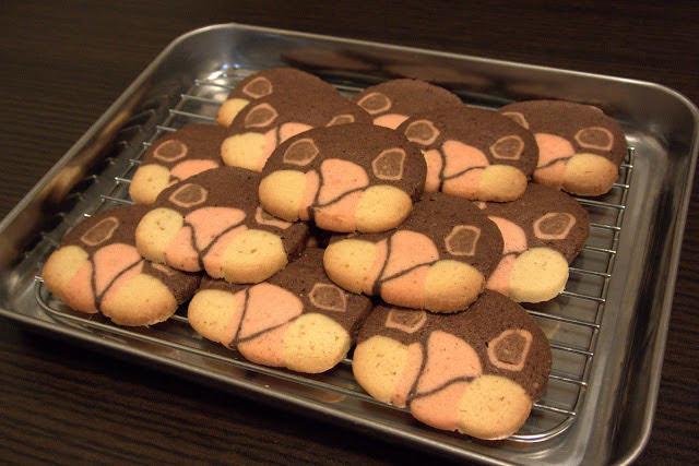 文鳥 アイスボックスクッキー