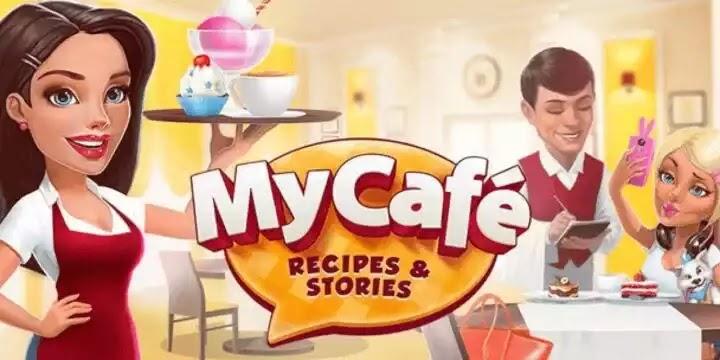 أفضل لعبة محاكاة مقهى My Cafe