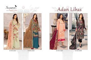 Serene Adan libas pakistani Suits catalog wholesaler