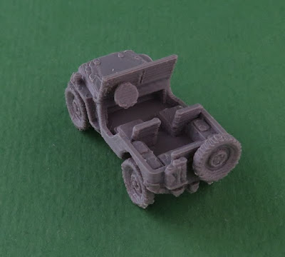 Willys Jeep MB picture 3